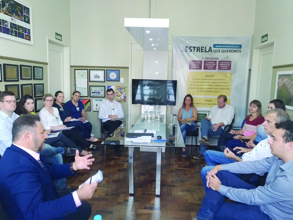 Três casos suspeitos em Estrela e um em Vilanova
