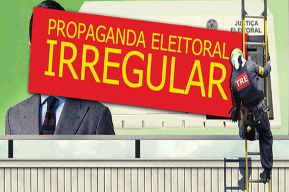 Aplicativo para denunciar propaganda eleitoral irregular