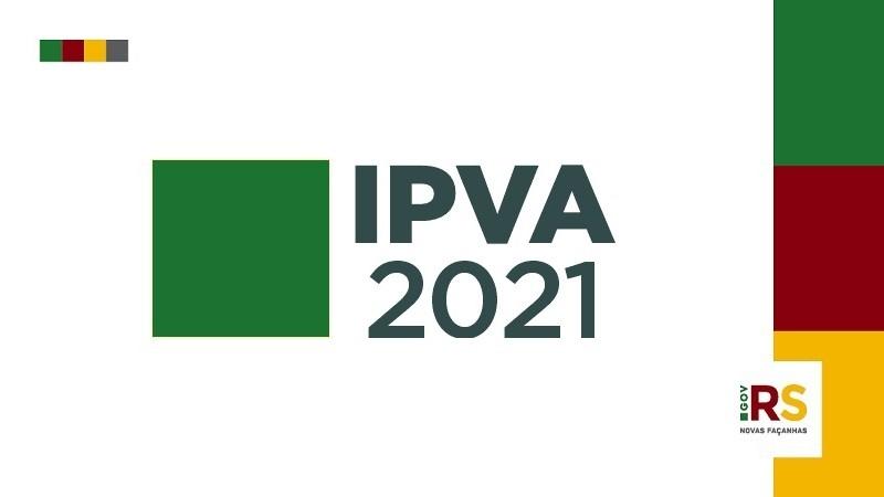 IPVA pode ser pago a partir do dia 16