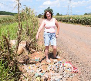 Lixo e abandono de animais