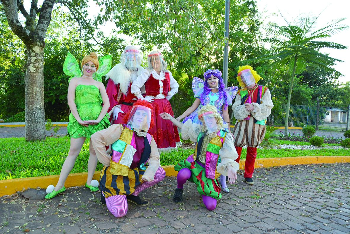 Bom Retiro do Sul promove Caravana de Natal