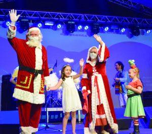 Fim de semana de shows no Natal