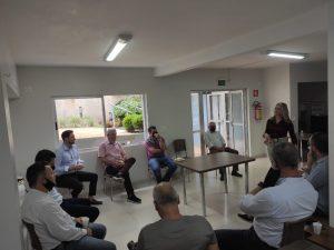 Cacis, CIC-VT e empresários discutem possibilidades de utilização do Porto de Estrela