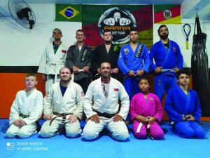 Garra Team leva títulos em campeonato