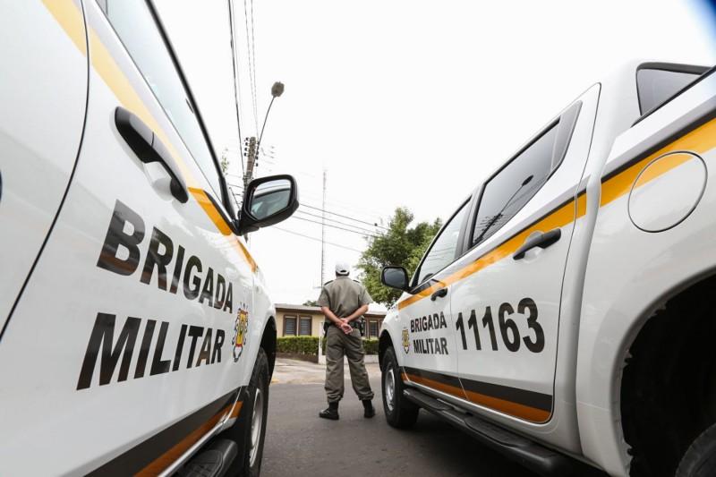 Criminoso é preso após arrombar e furtar bar em Bom Retiro do Sul