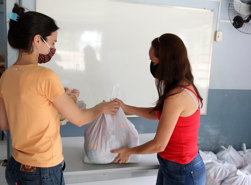 SMEC de Bom Retiro fará entrega de kits de alimentos na quarta