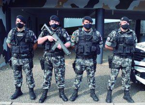 Força Tática prende mais de 100 em um ano