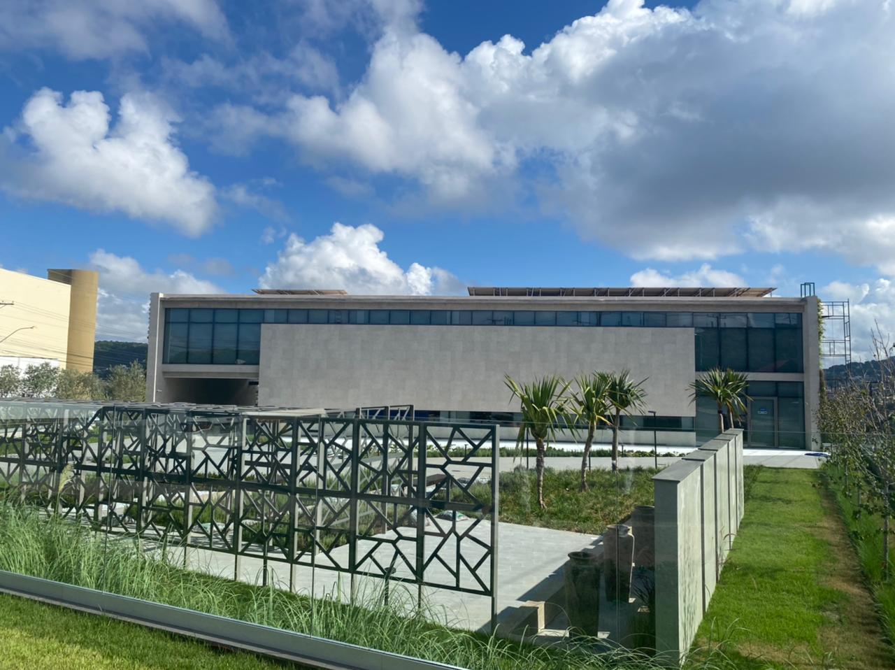 Inaugurado Memorial Jardim Montanha dos Vales
