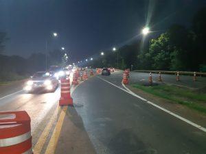 CCR ViaSul informa liberação total do tráfego na ponte da pista Sul na BR-386