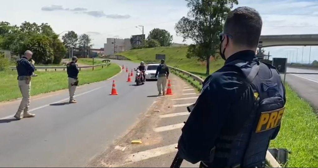 Operação Corpus Christi: PRF reforça fiscalização nas rodovias e estradas federais do RS