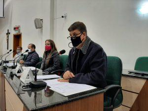Vereador tem negada criação de comissão