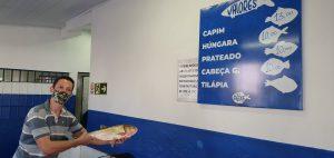 Feira do Peixe ocorre neste sábado em Estrela