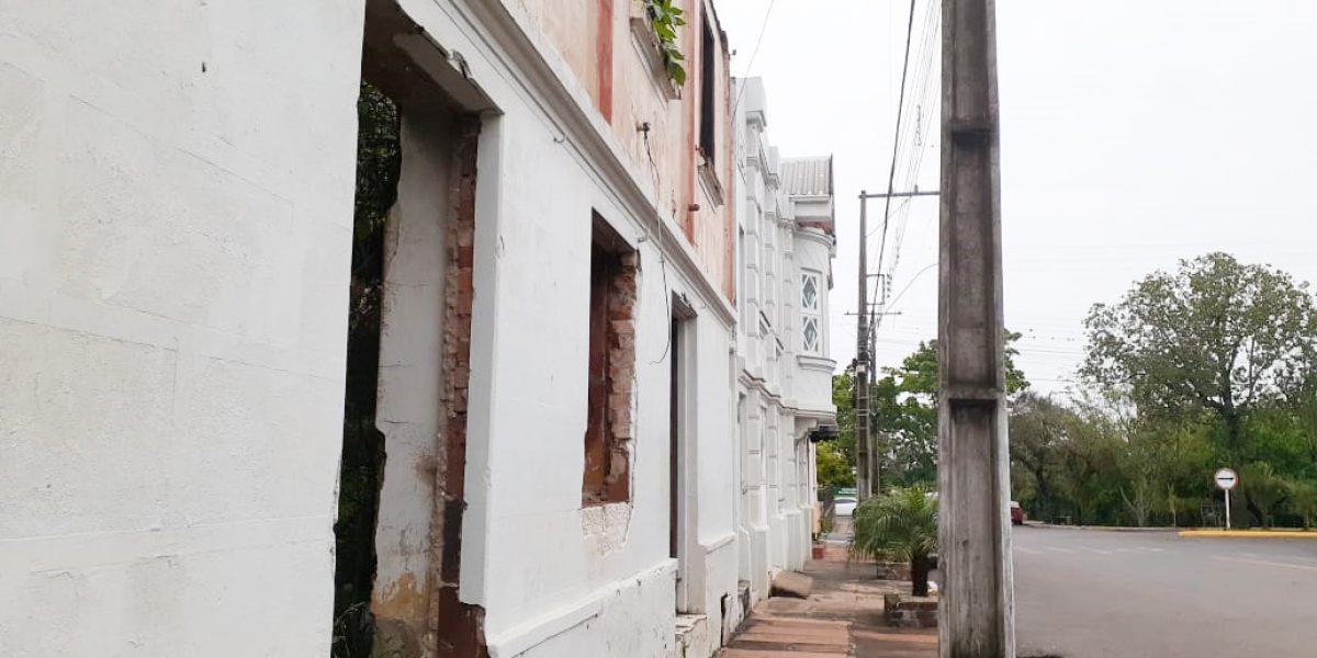 Casas com valor arquitetônico e patrimonial estão sendo identificadas pelo município (Foto: Fernando Dias/divulgação)